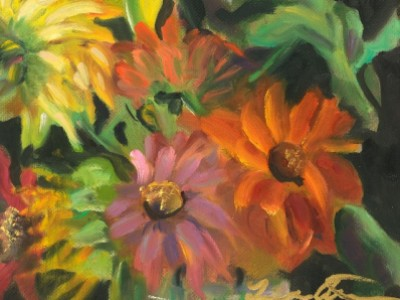 Posies by Leslie Anthony