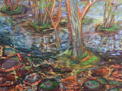 Energy of the Earth, Woods, and Water by Marci Nadler