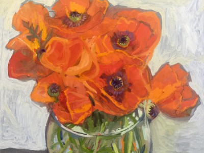 Poppies by Marci Nadler