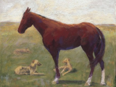 Vic, the Horse Custer Rode at the Battle of the Little Bighorn by Nancy   Whitin