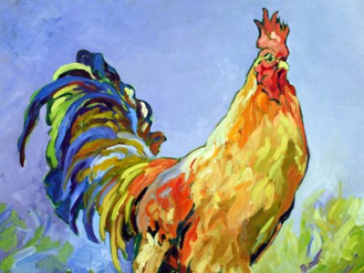 Rooster, XVII