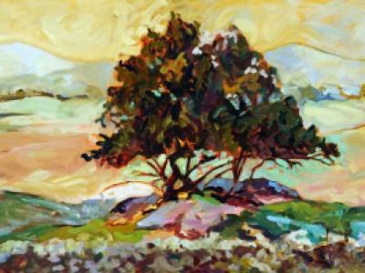 Rectortown Landscape, II