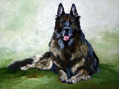 Bak, a portrait