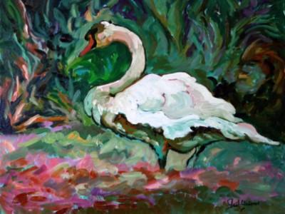 Blackthorne Swan, I