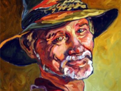 Dr. William B. Ley, a portrait