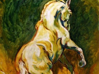 Classic Equine, V by Gail Dee Guirreri Maslyk