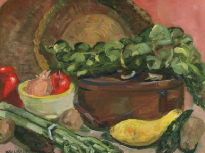 Vegetable Soup by Margaret MacMahon Carroll