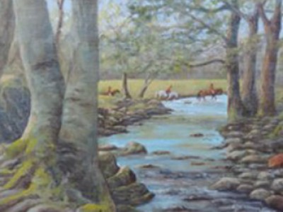 At Goose Creek by Pat Carter