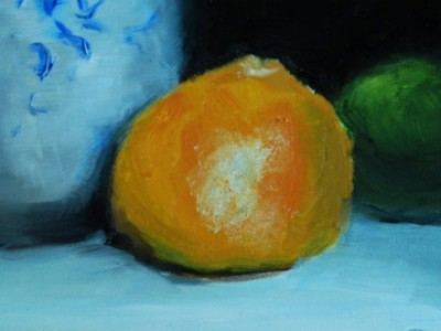 Tangerine and Lime by Cody Leeser