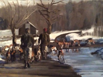 OCH Hounds on OBannon by Jennifer Sims