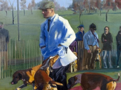Reg and the OCH Hounds by Jennifer Sims