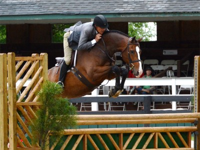 Upperville Horse Show - Tony Workman by Liz Callar