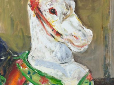 Julien's Carousel Horse by Barbara A. Sharp