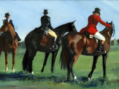National Hunter Championship II by Jennifer Sims